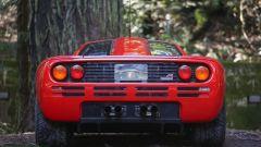 McLaren F1: il posteriore