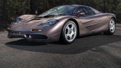 McLaren F1 1995 venduta all'asta a prezzo record. Eccola in video