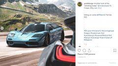 McLaren F1 Shooting Brake: il rendering su Instagram