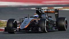 F1 2016: McLaren e Force India 2.0 in occasione del GP di Catalogna - Immagine: 2