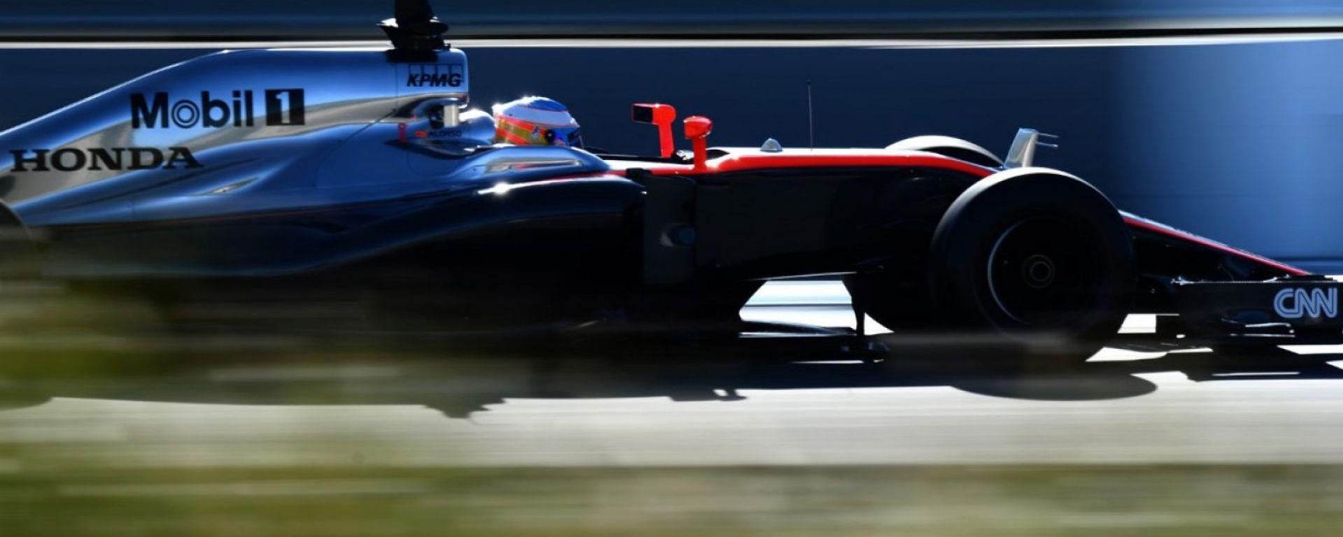 F1 2016: McLaren e Force India 2.0 in occasione del GP di Catalogna
