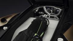 McLaren GT bagagliaio posteriore