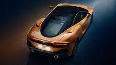 McLaren GT dall'alto