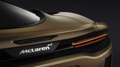 McLaren GT: dettaglio del posteriore
