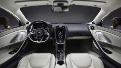 McLaren GT: gli interni totali