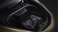 McLaren GT: il bagagliaio