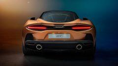 McLaren GT il posteriore