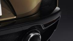 McLaren GT: lo scarico