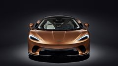 McLaren GT vista frontale