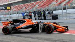 McLaren-Honda - F1 2017 test Barcellona
