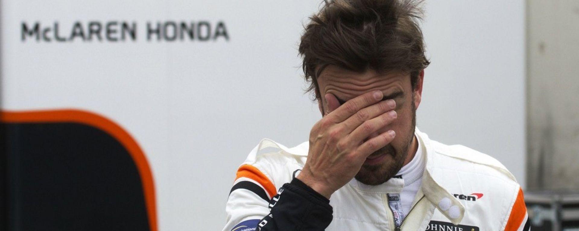 McLaren-Honda, Fernando Alonso