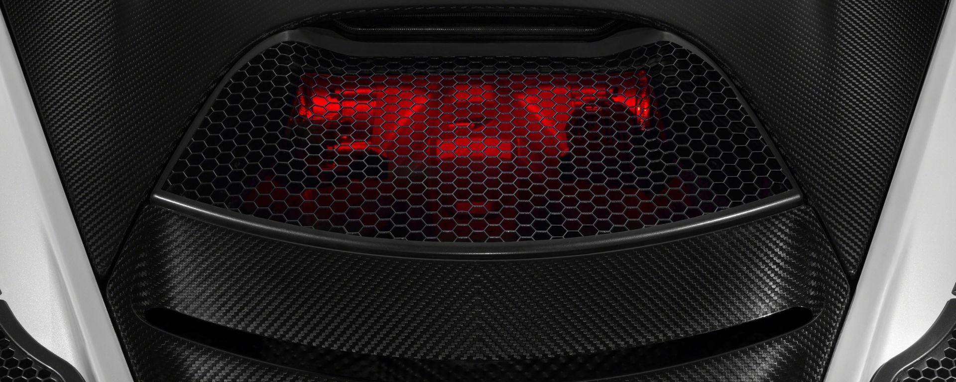 McLaren monterà sull'erede della 650S un nuovo V8 biturbo di 4 litri