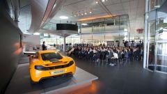 McLaren MP4-12C GT3: 16 nuove spettacolari foto in HD - Immagine: 36