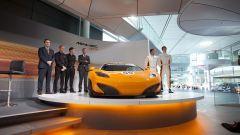 McLaren MP4-12C GT3: 16 nuove spettacolari foto in HD - Immagine: 32