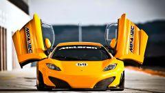 McLaren MP4-12C GT3: 16 nuove spettacolari foto in HD - Immagine: 29