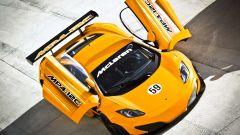 McLaren MP4-12C GT3: 16 nuove spettacolari foto in HD - Immagine: 27
