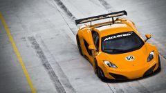 McLaren MP4-12C GT3: 16 nuove spettacolari foto in HD - Immagine: 26