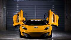 McLaren MP4-12C GT3: 16 nuove spettacolari foto in HD - Immagine: 28