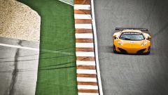 McLaren MP4-12C GT3: 16 nuove spettacolari foto in HD - Immagine: 19