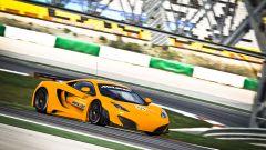 McLaren MP4-12C GT3: 16 nuove spettacolari foto in HD - Immagine: 21