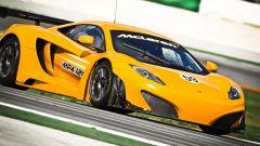 McLaren MP4-12C GT3: 16 nuove spettacolari foto in HD - Immagine: 22