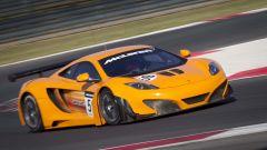 McLaren MP4-12C GT3: 16 nuove spettacolari foto in HD - Immagine: 11