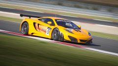 McLaren MP4-12C GT3: 16 nuove spettacolari foto in HD - Immagine: 13