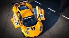 McLaren MP4-12C GT3: 16 nuove spettacolari foto in HD - Immagine: 15
