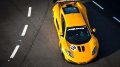 McLaren MP4-12C GT3: 16 nuove spettacolari foto in HD - Immagine: 17