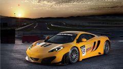 McLaren MP4-12C GT3: 16 nuove spettacolari foto in HD - Immagine: 4