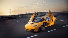 McLaren MP4-12C GT3: 16 nuove spettacolari foto in HD - Immagine: 6