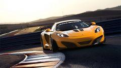 McLaren MP4-12C GT3: 16 nuove spettacolari foto in HD - Immagine: 8
