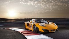 McLaren MP4-12C GT3: 16 nuove spettacolari foto in HD - Immagine: 1