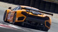 McLaren MP4-12C GT3: 16 nuove spettacolari foto in HD - Immagine: 9