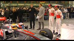 McLaren MP4-26, guardala in HD - Immagine: 44