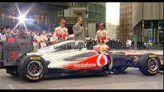 McLaren MP4-26, guardala in HD - Immagine: 47