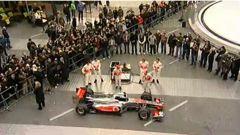 McLaren MP4-26, guardala in HD - Immagine: 35