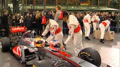 McLaren MP4-26, guardala in HD - Immagine: 25