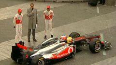 McLaren MP4-26, guardala in HD - Immagine: 18