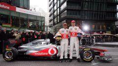 McLaren MP4-26, guardala in HD - Immagine: 5