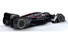 McLaren MP4-X Concept: Woking ha pensato a come potrebbero essere le Formula 1 del futuro