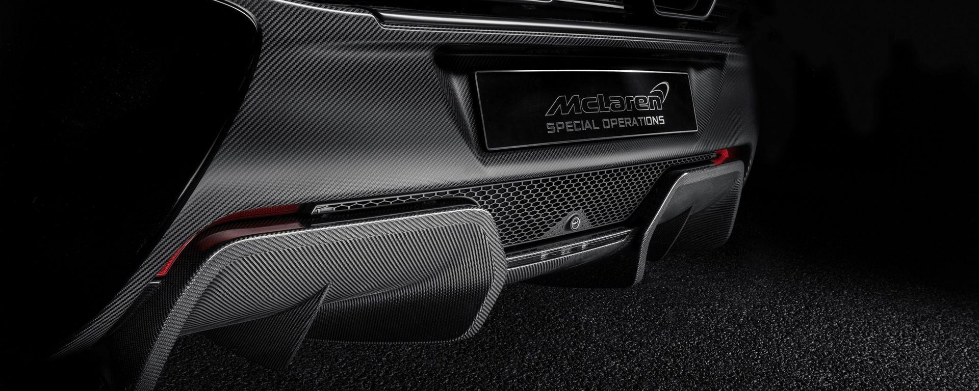 McLaren MSO 650S Coupé