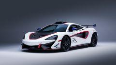 McLaren MSO X: solo 10 unità della Special basata sulla 570S - Immagine: 4