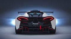 McLaren MSO X: solo 10 unità della Special basata sulla 570S - Immagine: 6