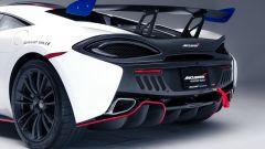 McLaren MSO X: solo 10 unità della Special basata sulla 570S - Immagine: 7