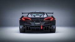 McLaren MSO X: solo 10 unità della Special basata sulla 570S - Immagine: 16
