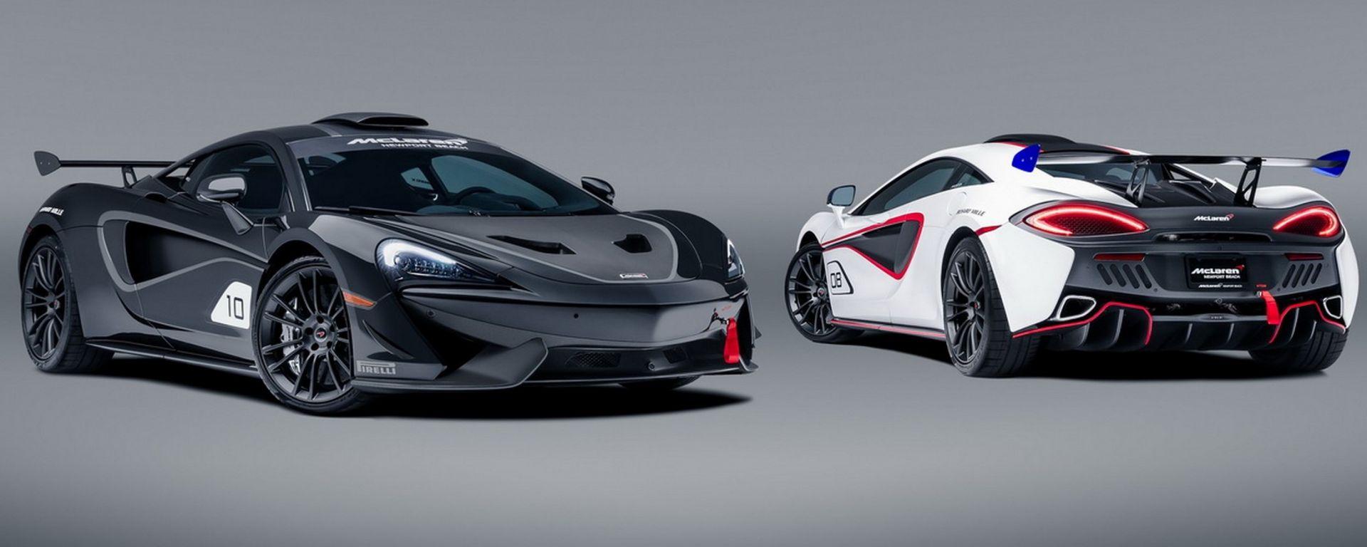 McLaren MSO X: solo 10 unità della Special basata sulla 570S