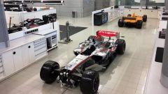 McLaren, officina di Woking - F1