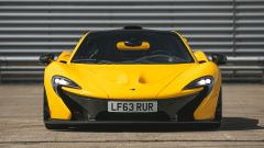 McLaren P1: frontale