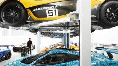 McLaren P1 GTR: un garage da sogno - Immagine: 8